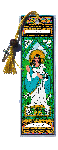 Saint Agnes Book Mark