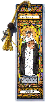 Saint Catherine of Siena Book Mark