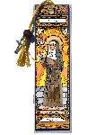 Saint Clare Book Mark