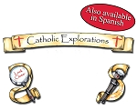 Catholic Explorations - Banner & Border Kit