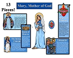 Catholic Explorations - Mary Mother of God