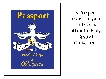 Holy Day of Obligation Passport - 30 Pack