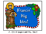 Saint Francis and the Nativity  Booklet- 10 Pack